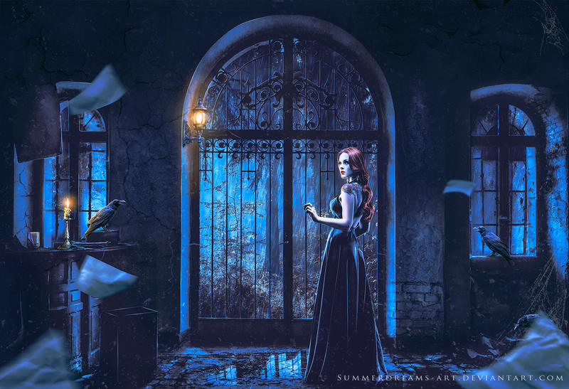 .: ABANDONMENT :. by SummerDreams-Art