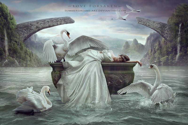 Love Forsaken by SummerDreams-Art