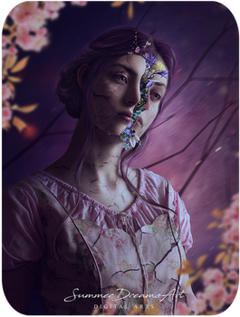 Broken...but Whole by SummerDreams-Art