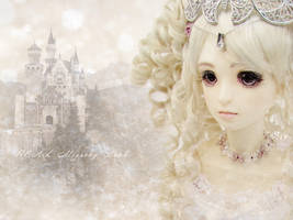 princess castle by RMLBJD