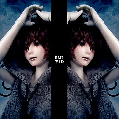 RML PHANTASY HEARTS V1D FACE by RMLBJD