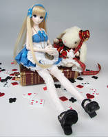 RML PH Alice Doll OOAK by RMLBJD