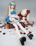 RML PH Alice Doll OOAK