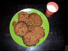 Cookies and Milk by o0oTamaraStocko0o