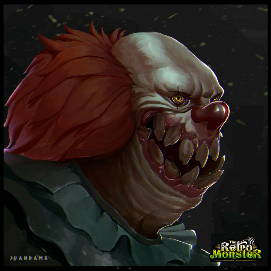 browsing fan art on pennywise fan art by juandamr
