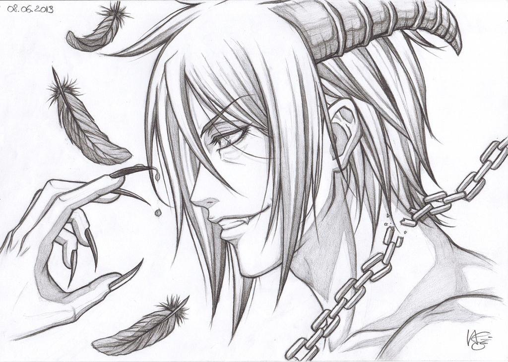 Sebastian Michaelis ~ I am One Hell of a... Demon. by Natsuki1986