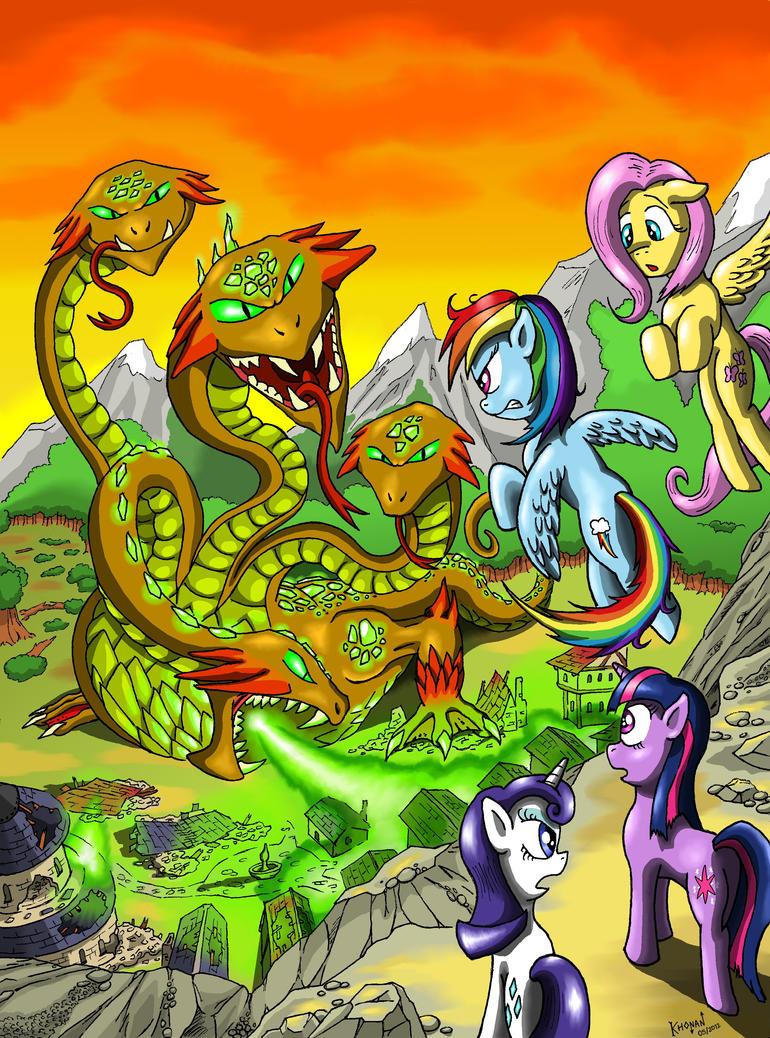 The Hydra by Kh0nAn