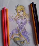 Lucy Heartifilia Fan Art