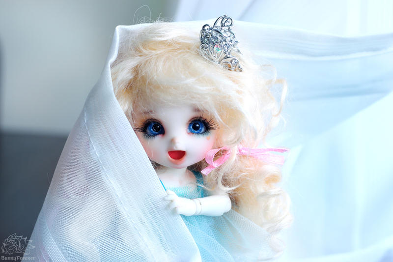 Morning princess by silveryoukochan