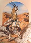 Oryx Warrior  -  rev