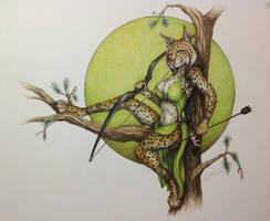 Onyx 'n Jade by teiirka