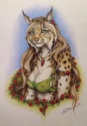 Lady lynx (temporary name)
