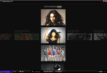 Flash Photo  Video Template by Flash-Gallery-Net