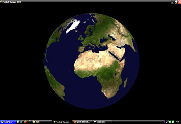 3D flash Globe Earth by Flash-Gallery-Net