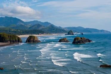 Oregon Coast by rwlux83