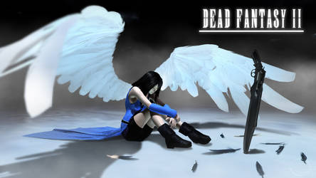 DFII Wallpaper - Angel by montyoum