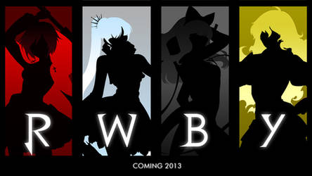 RWBY by montyoum