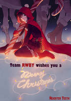 Merry RWBY Christmas! by montyoum