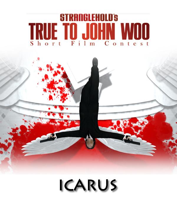 Icarus by montyoum