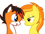 Xyro and Spitfire