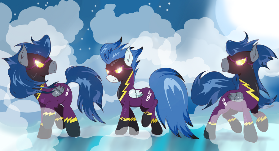The Shadowbolts by JoeMasterPencil