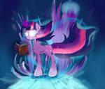 Dark Twilight Sparkle