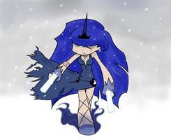 Princess Luna by JoeMasterPencil