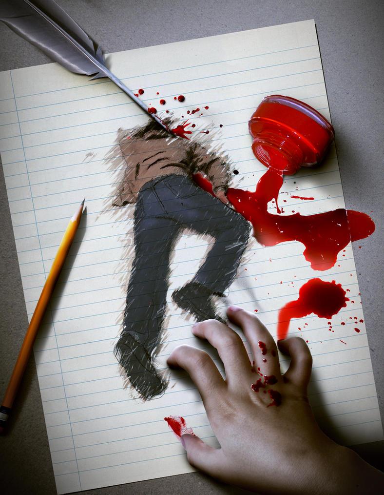 Murdered by Iskander1989