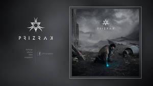 CD COVER and LOGO - Prizrak