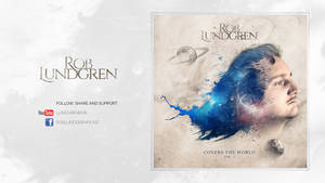 CD-COVER - Rob Lundgren - Covers the world Vol. 1