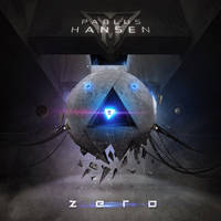 [CD COVER] Pablus Hansen - ZERO by Iskander1989