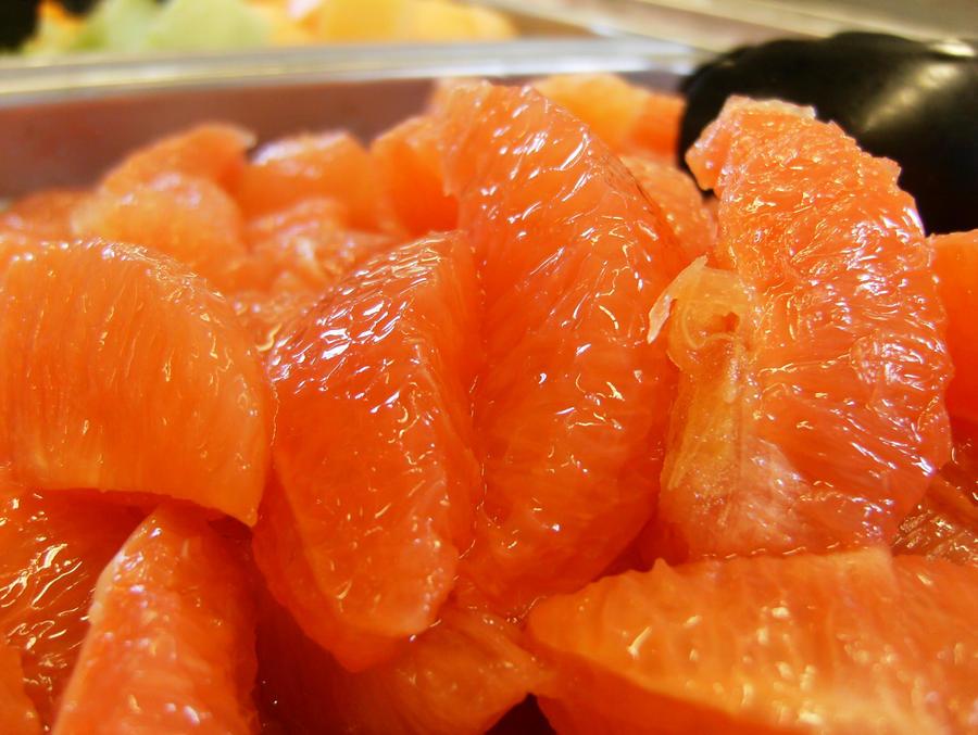 Grapefruit by Agaricpowder