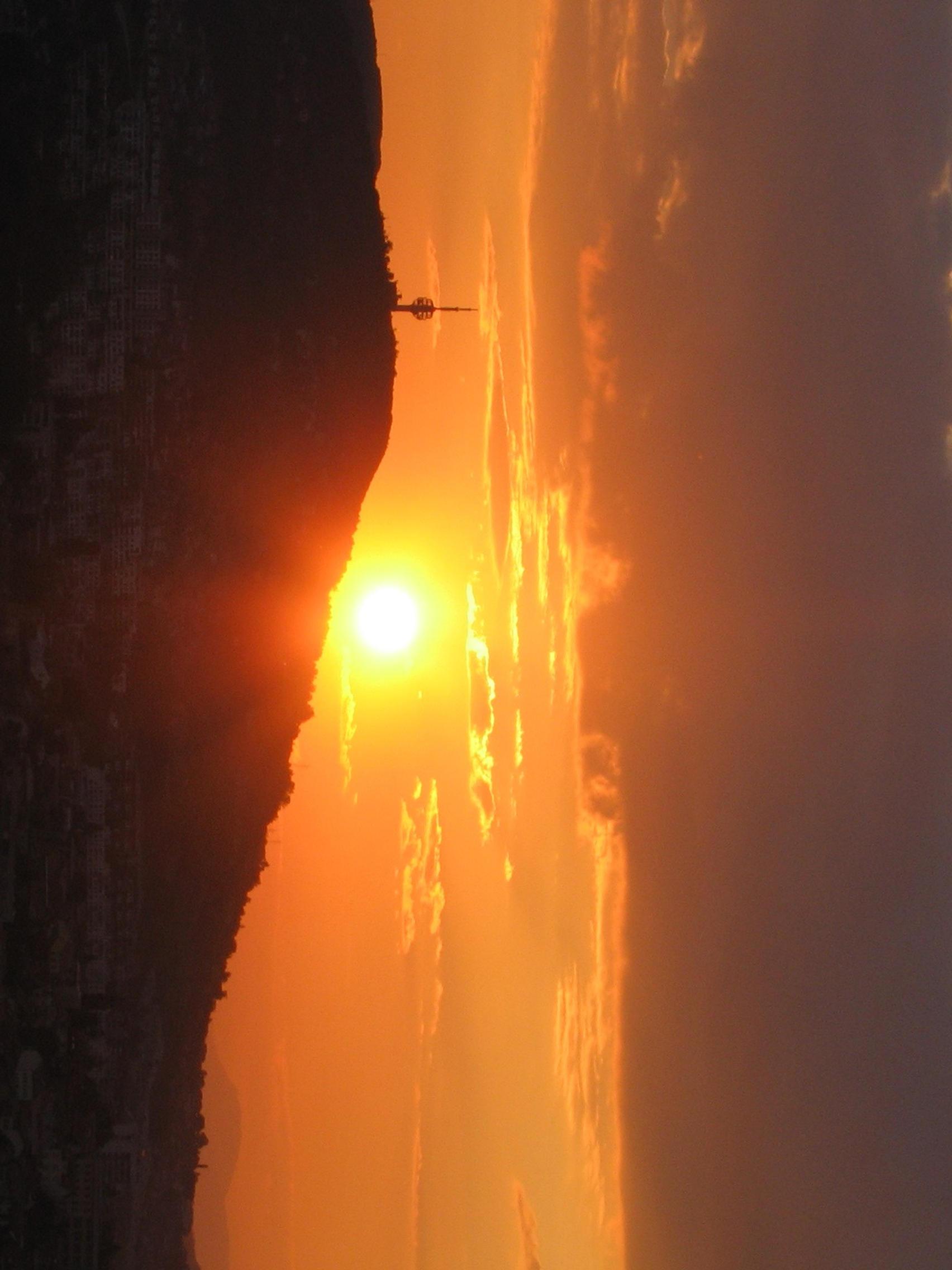 Sarajevo Sunset by dreamwriter411