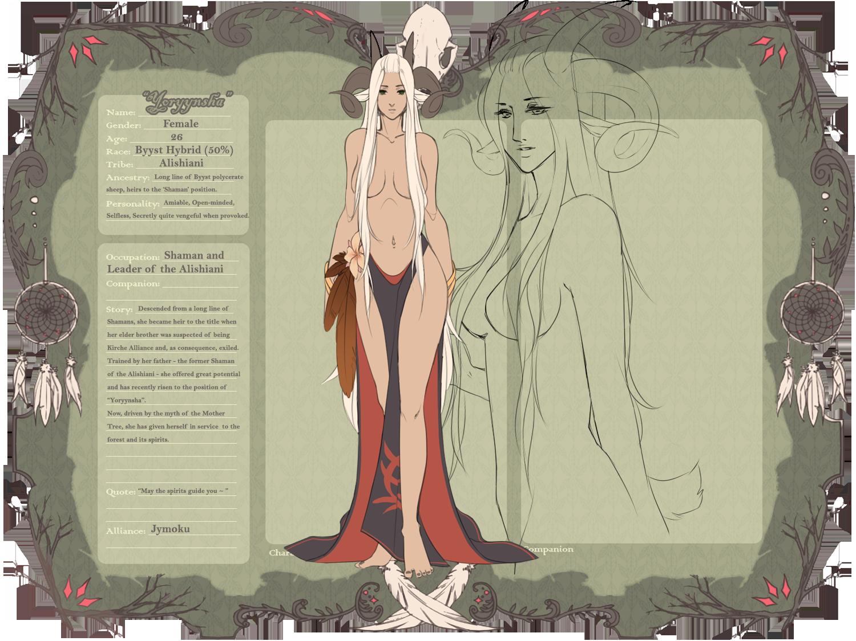 YRYN: Yoryynsha by Mirvirus