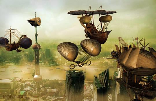 Airship-Race