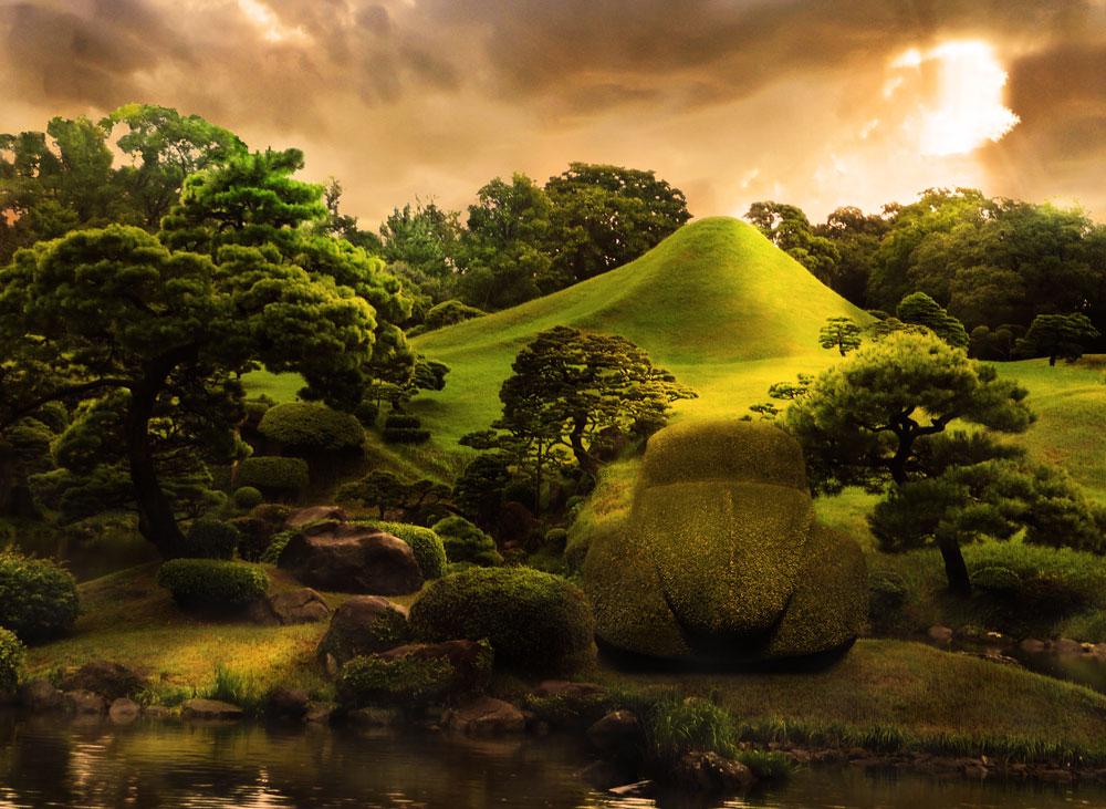 Garden-Art by Kopfinger