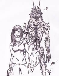 Ana and Kyler shade