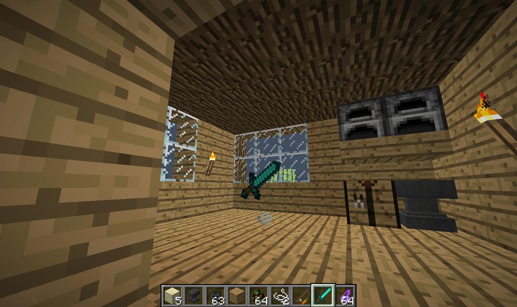 скачать невидимый скин для minecraft