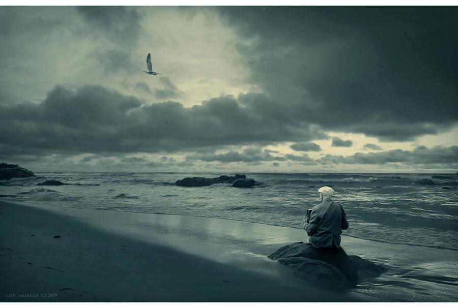 Solitude by lady-amarillis on DeviantArt