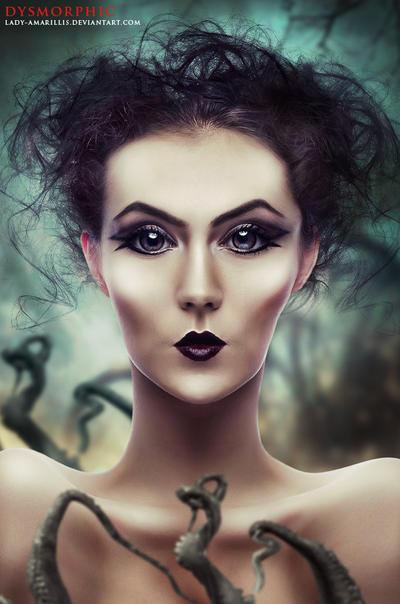 Dysmorphic by lady-amarillis