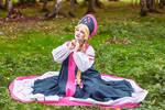 Russian fairytale by Taykonderoga