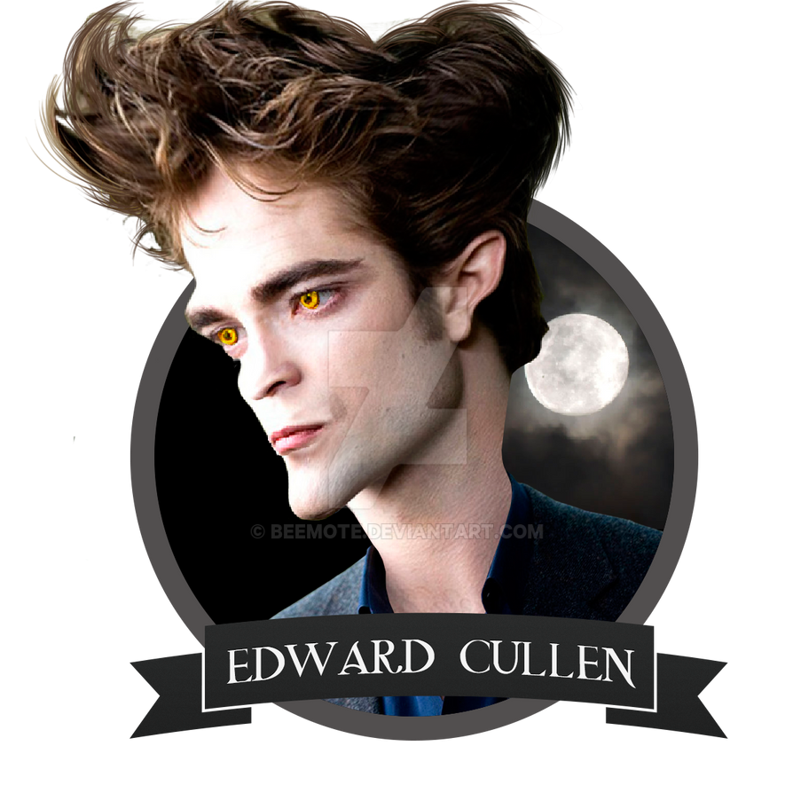 Edward Cullen Caricatura By Beemote On Deviantart