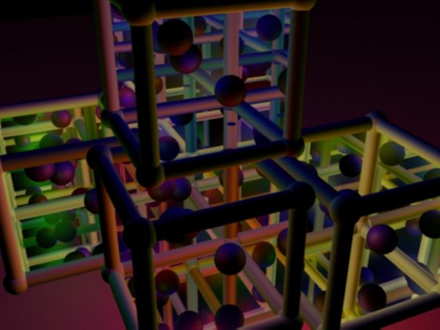 Cubic Reality by TwistedArt