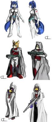 PK Character Prologue Concepts
