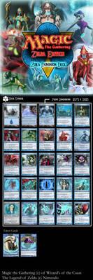 ZeldaMTG - Zora Dominion Deck