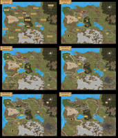 Hyrule World Atlas 2.0 by UndyingNephalim