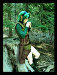 She is the Epic Saria