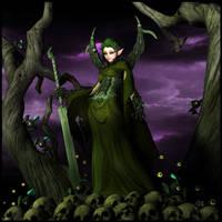 I am the Gohma by UndyingNephalim