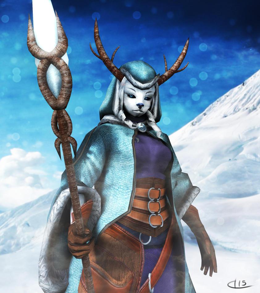 Snow Folk by UndyingNephalim