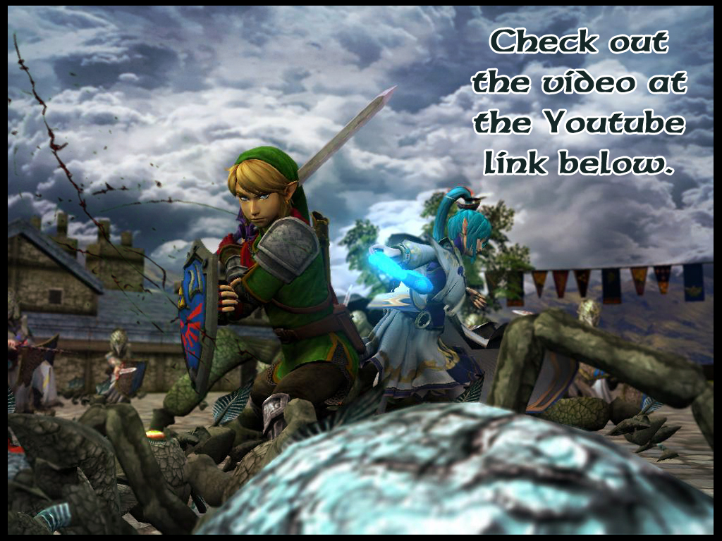 Link is Awesome Preview by UndyingNephalim